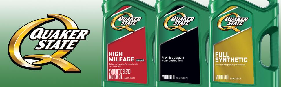 Quaker State Advanced Durability Motor Oil
