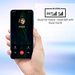 Dual SIM with Dual VoLTE