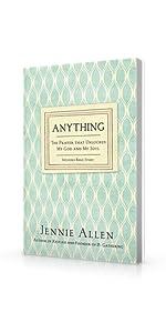 Anything Jennie Allen