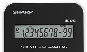 Sharp Canon Casio Texas Instruments TI T.I. scientific calculator calculators