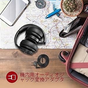 Bluetooth ヘッドホン