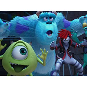 monsters inc pixar disney
