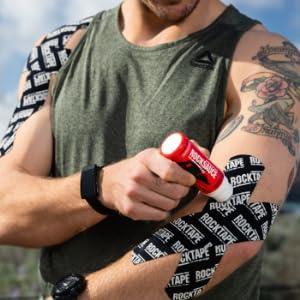 Amazon Com Rocktape Rocksauce Fire Hot Pain Relief Gel