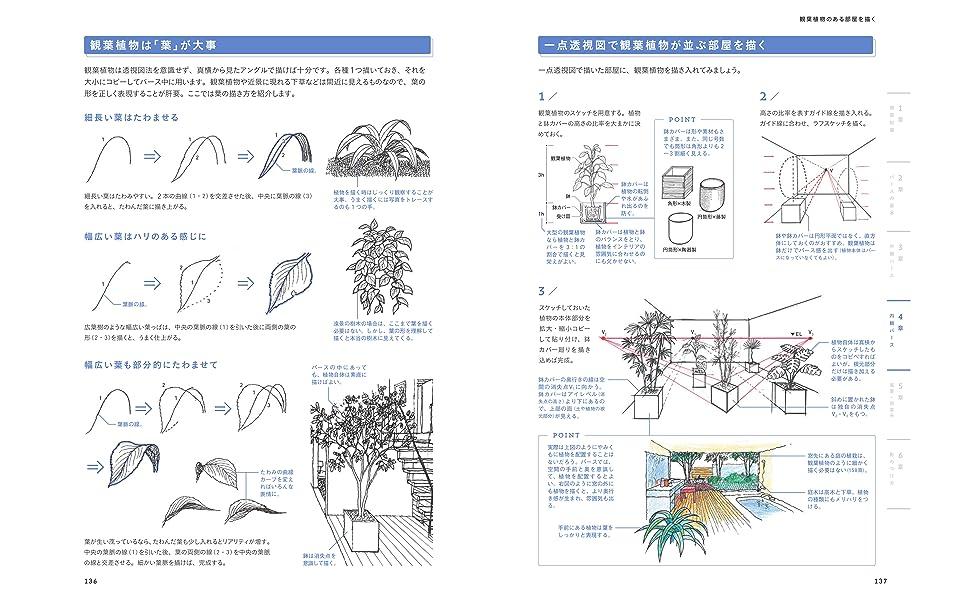 パースと背景画4