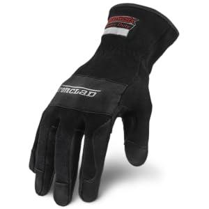 Kevlar Size Large 2 Pairs Ironclad Heatworx Reinforced Shop Gloves