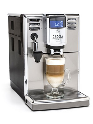 Gaggia Anima Deluxe, Anima Deluxe, Stainless Steel Espresso Machine