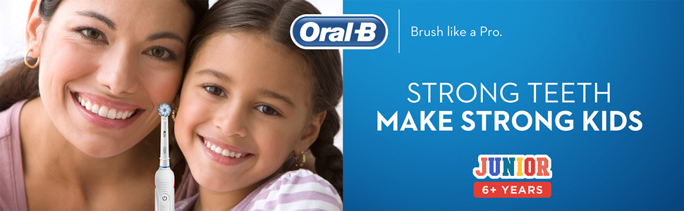 Oral-B Minnie theme power brush for Kids 6+ years