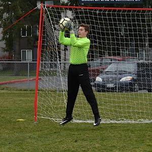 Soccer Training and Practice Goal, Soccer Equipment,