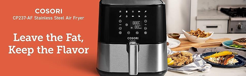 Amazon.com: COSORI Air Fryer(100 Recipes,Rack & 4Skewers