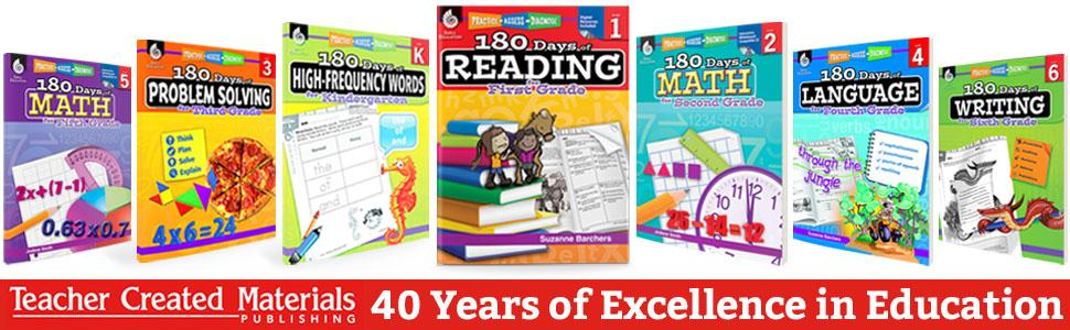 Amazon 180 days of reading for second grade 180 days of read more fandeluxe Choice Image