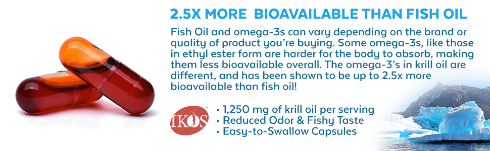 joint brain health support high potency krill oil fresh quality fish wild caught natural