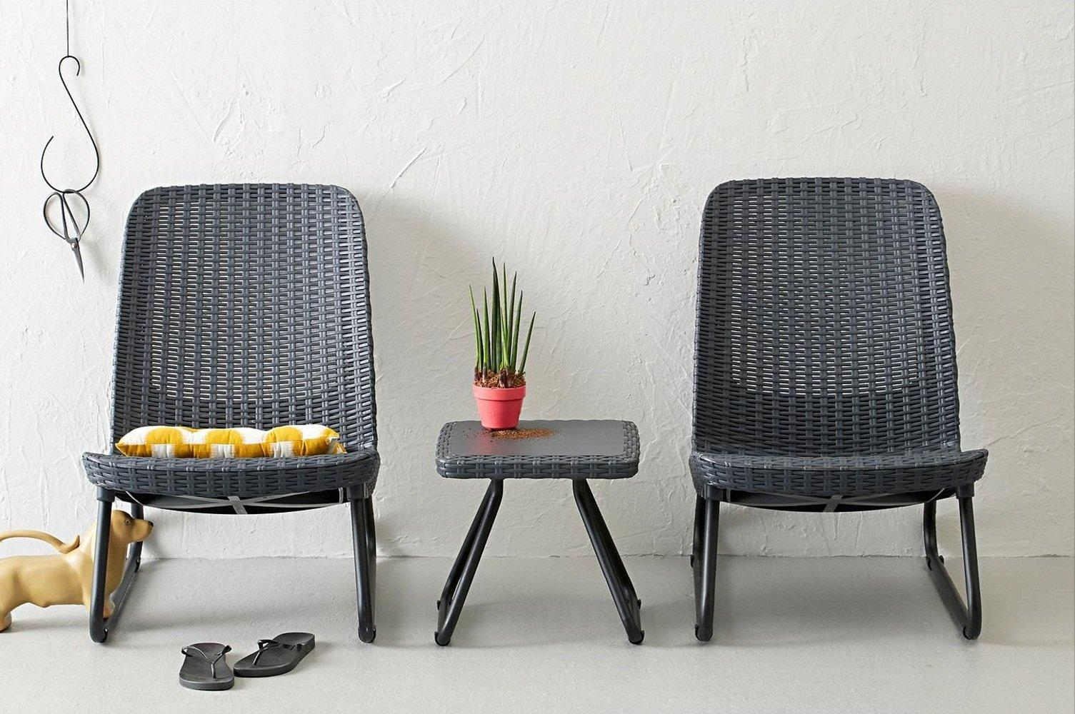 Amazon.com: Keter Rio 3 Pc All Weather Outdoor Patio