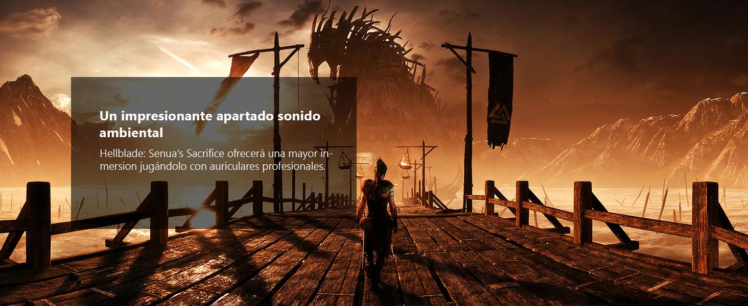 Hellblade: Senuas Sacrifice: Microsoft: Amazon.es: Videojuegos