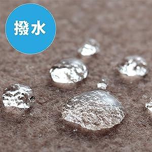 サンコー 洗えるキッチンマット ずれない おくだけ吸着 ブラウン ベージュ グリーン ロング 撥水 はっ水 洗える 薄い つまずかない 日本製