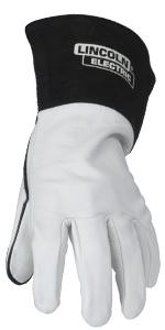 TIG Welding Gloves; Thin Welding Gloves; Grain Leather; Lincoln TIG Gloves;