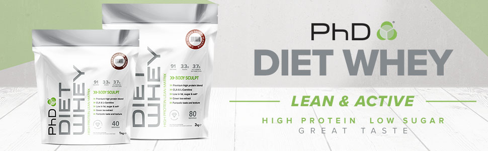 phd diet whey taste