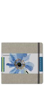 travelogue watercolor journals
