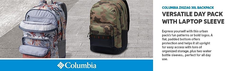 Columbia Zigzag 30L (liter) Backpack