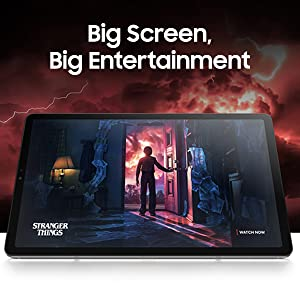 Big Screen for Big Entertainment