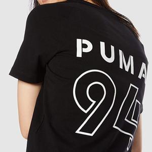 PUMA プーマ 彪? 女性 ウィメンズ 女 Tシャツ トップス フィットネス ジム ストレッチ エクササイズ ヨガ
