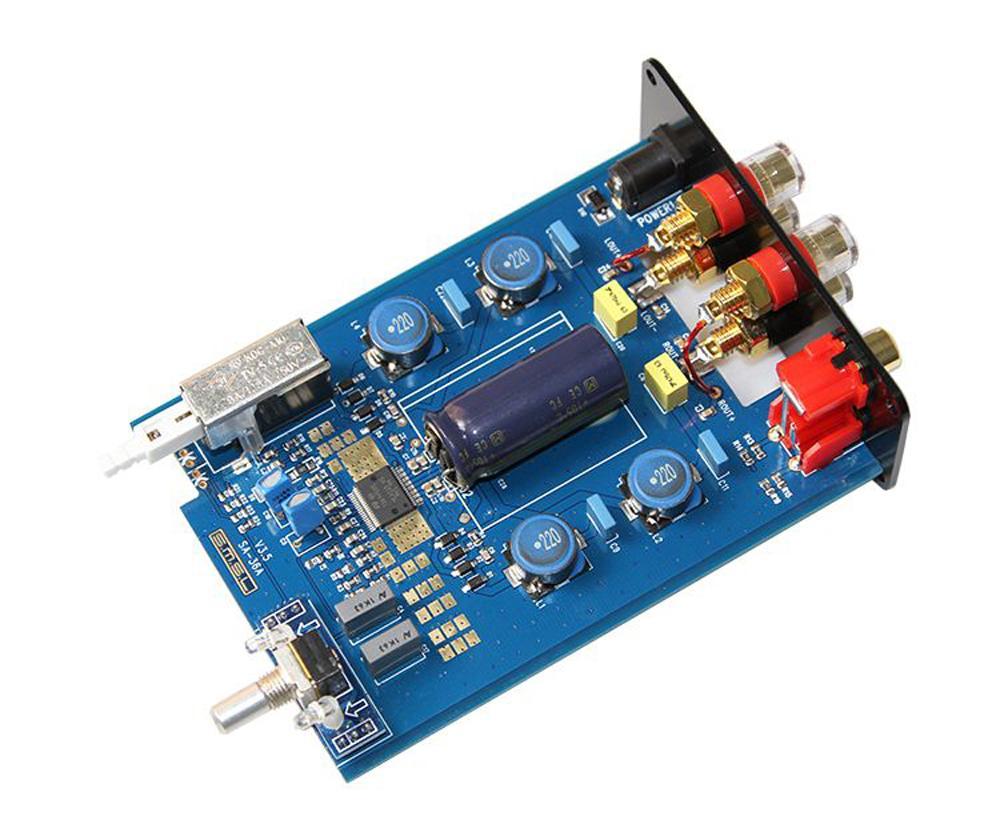 Smsl Sa 36a Pro Tpa Ta Amp Hifi Big Power Digital Lepai Tripath Ta2020 Class T Mini Stereo Audio Amplifier View Larger