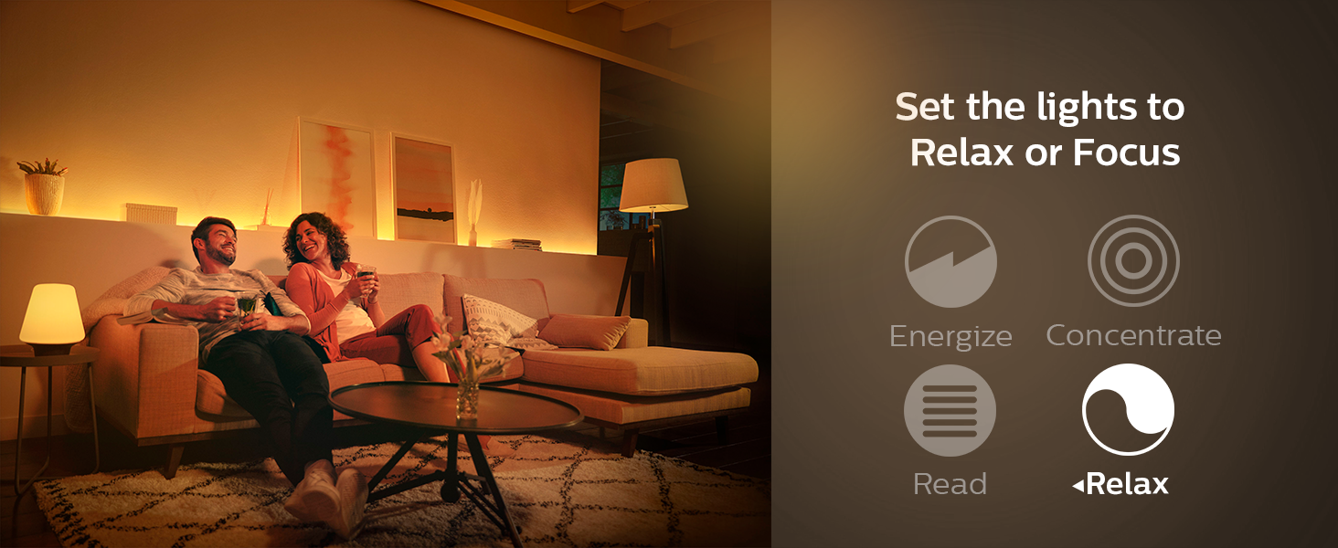 Philips;Hue;smart lighting;smart home;downlights;BR30;white ambiance;dimming;app control;LED