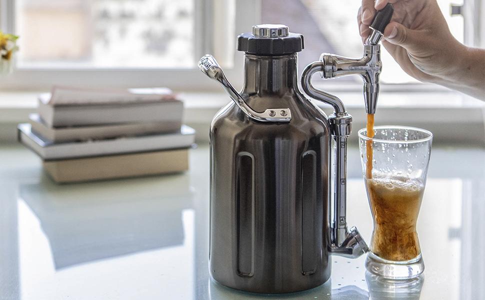Amazon.com: GrowlerWerks uKeg Nitro Cold Brew Coffee Maker ...