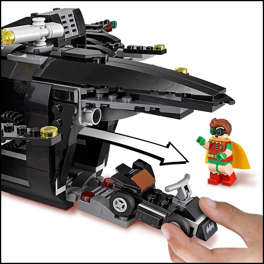 Amazon.com: LEGO BATMAN MOVIE The Batwing 70916 Building ...