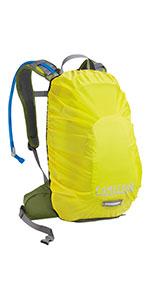 Camelbak, backpack rain cover, rain cover for pack, hiking pack rain cover, camping backpack cover