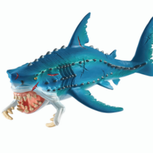 Descubre las demás criaturas que habitan en El mundo de agua