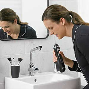 waterpik water pik waterpick water pick water flosser oral irrigator cordless portable