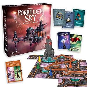 Forbidden Sky - Gamewright