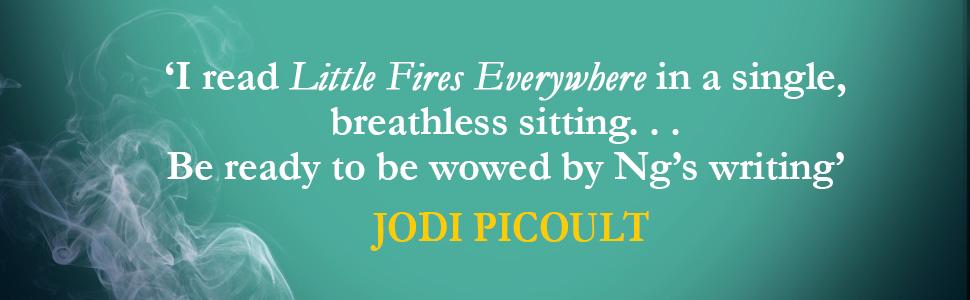 Jodi Picoult, Celeste Ng, Little Fires Everywhere