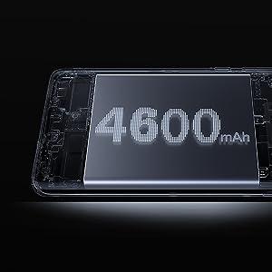 4600 mAh Akku