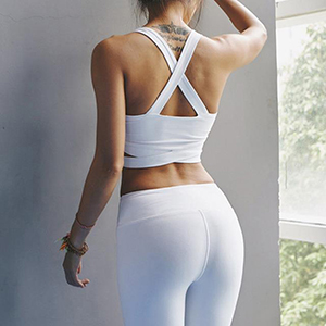 Syrinx High Waisted Leggings For Women