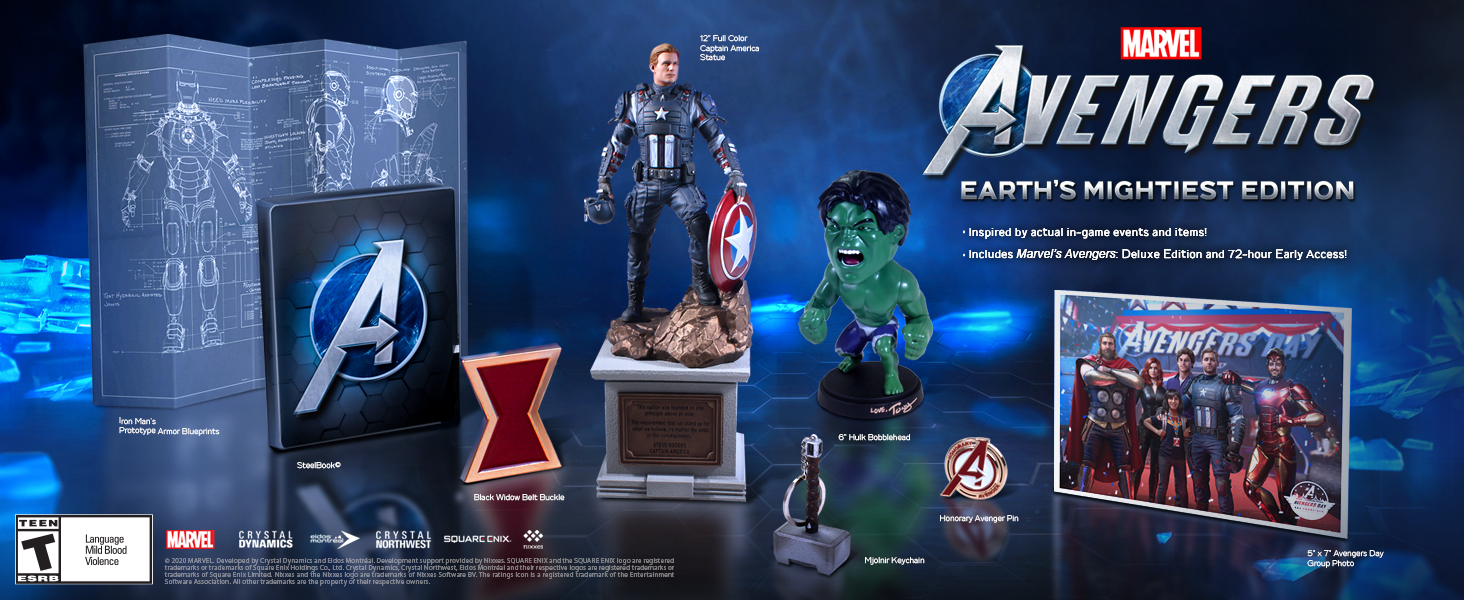 Marvel Avengers, Captain American, Square, Super Heroes