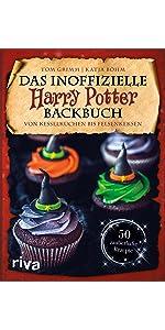 Harry Potter Backbuch