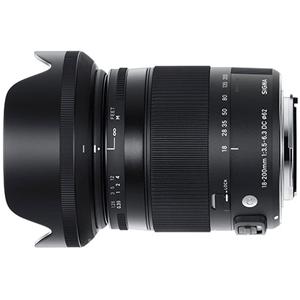 Sigma 18-200mm