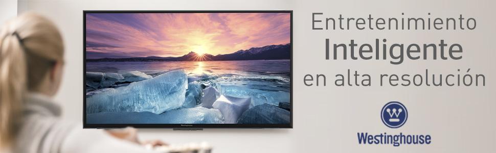 TV,smart tv,westing house,