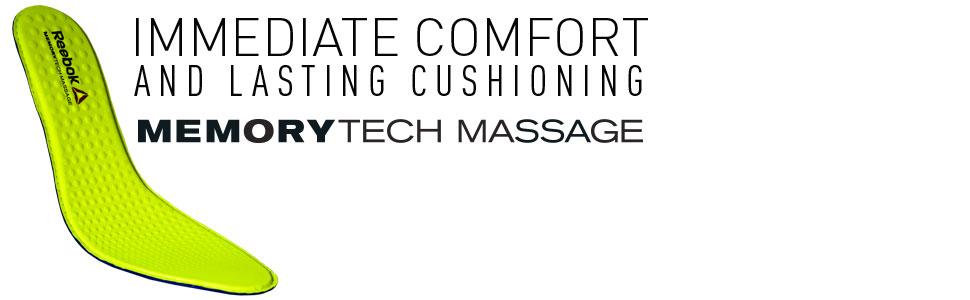 MemoryTech Massage Memory Foam Insole