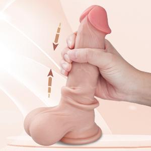 moving foreskin