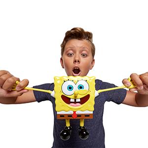 bob esponja, patricio, juguetes niños, juguetes bob esponja, stretch, juguetes dibujos