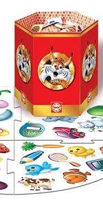 Educa Borrás- Lince Edición Familia con App, Multicolor, 400 ...