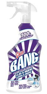 Cillit Bang Higiene Spray Limpiador higienizante, para Baño y Cocina- 750 ml: Amazon.es: Salud y cuidado personal