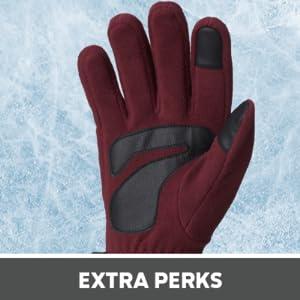 extra perks