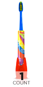gum crayola twistables kids toothbrush