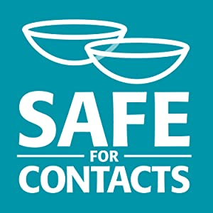 Safe for Contacts