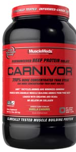 carnivore build muscle meat protein lactose free chocolate great taste free bcaa