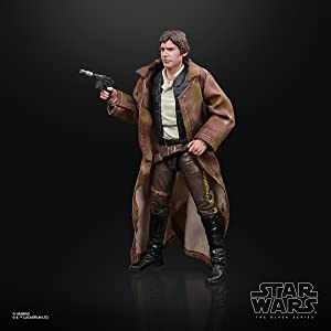 Star Wars The Black Series Han Solo (Endor)