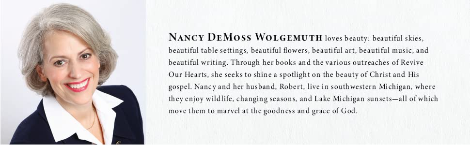 living out the beauty of the gospel, adorned, nancy DeMoss Wolgemuth, lancy leigh deMoss, old women